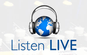 Click here to listen or watch LIVE