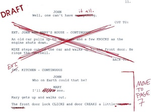 Script-writing