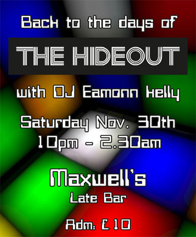 hideout-poster