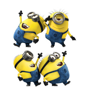 minions-dancing