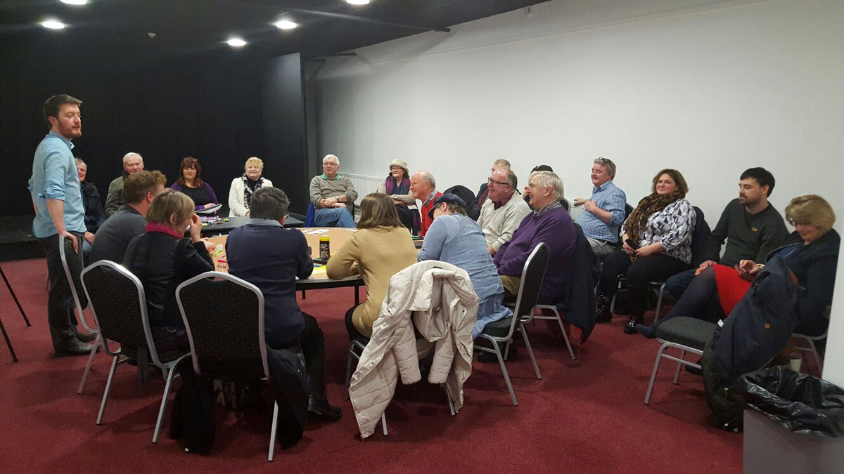 January meeting report | CCR 946