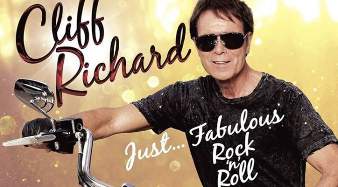 WIN! Two tickets to Cliff Richard + hotel stay